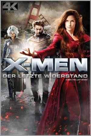 Poster: X-Men: Der letzte Widerstand