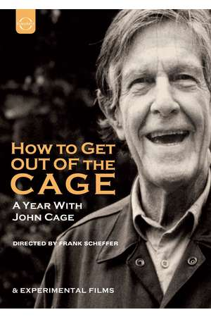 Poster: How to Get Out of the Cage (A year with John Cage)