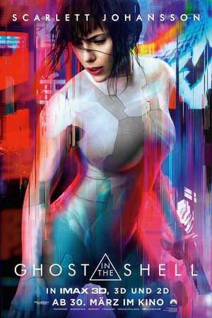 Poster: Ghost in the Shell