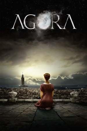 Poster: Agora - Die Säulen des Himmels