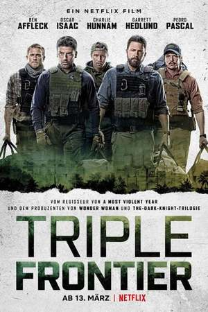 Poster: Triple Frontier