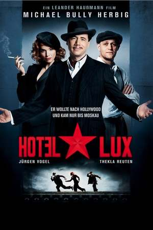 Poster: Hotel Lux