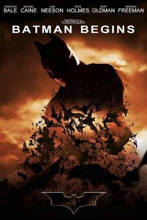 Poster: Batman Begins