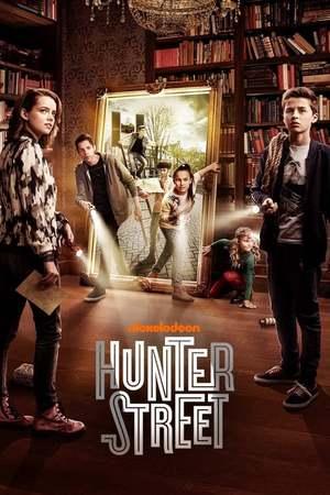 Poster: Das Geheimnis der Hunters