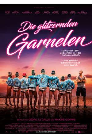 Poster: Die glitzernden Garnelen