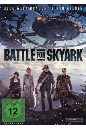 Poster: Battle For SkyArk