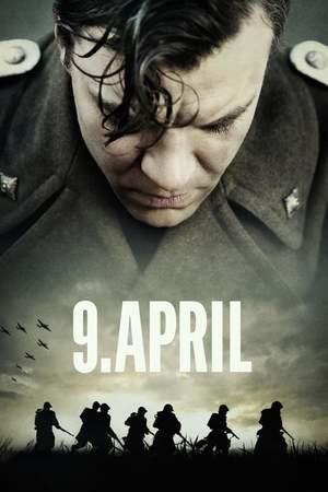 Poster: 9. April - Angriff auf Dänemark