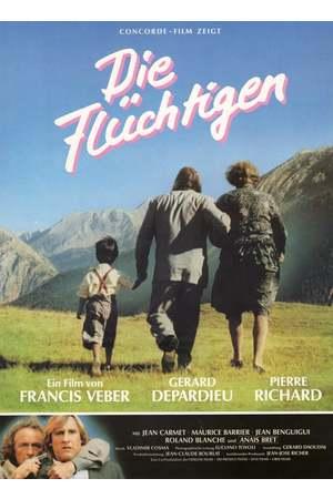 Poster: Die Flüchtigen