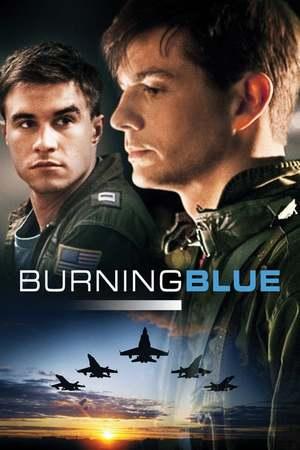 Poster: Burning Blue