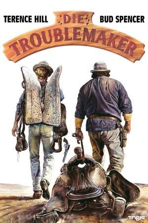 Poster: Die Troublemaker