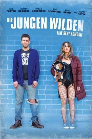 Poster: Die jungen Wilden - Eine sexy Komödie