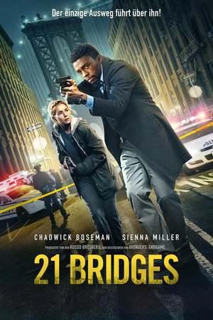 Poster: 21 Bridges