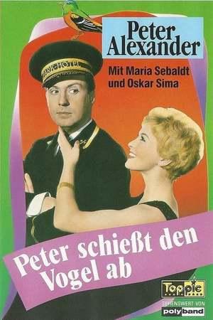 Poster: Peter schießt den Vogel ab
