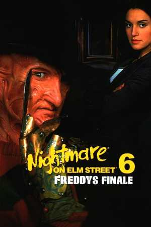 Poster: Freddy's Finale - Nightmare on Elm Street 6