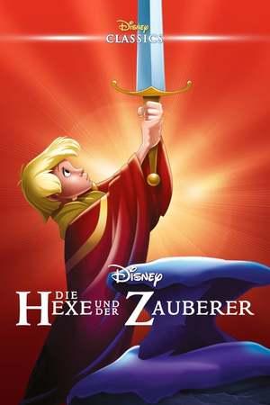 Poster: Die Hexe und der Zauberer