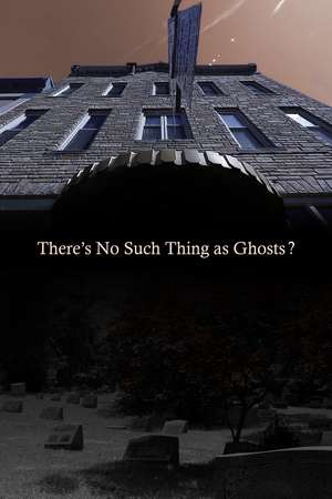 Poster: There's No Such Thing as Ghosts?