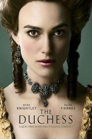 Poster: Die Herzogin