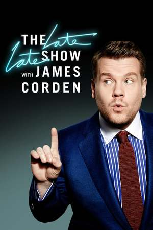 Poster: The Late Late Show with James Corden