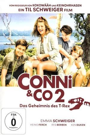 Poster: Conni & Co 2 - Das Geheimnis des T-Rex