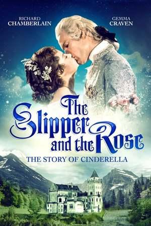 Poster: Cinderellas silberner Schuh