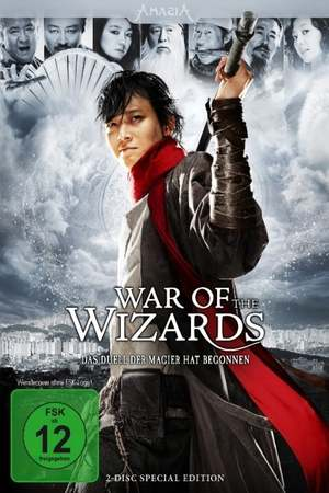 Poster: War of the Wizards