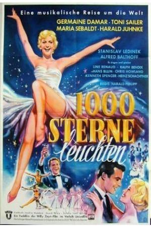 Poster: Tausend Sterne leuchten