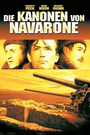 Poster: Die Kanonen von Navarone