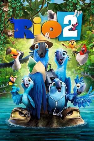 Poster: Rio 2 - Dschungelfieber