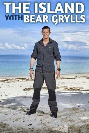 Poster: The Island with Bear Grylls
