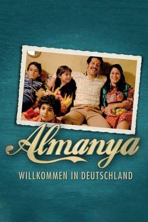 Poster: Almanya - Willkommen in Deutschland