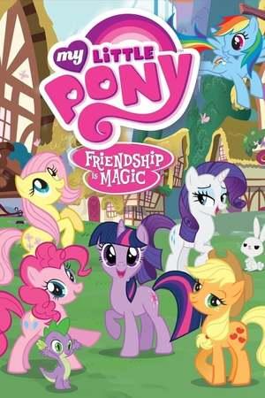 Poster:  My Little Pony - Freundschaft ist Magie