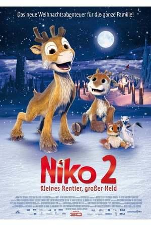 Poster: Niko 2 - Kleines Rentier, großer Held