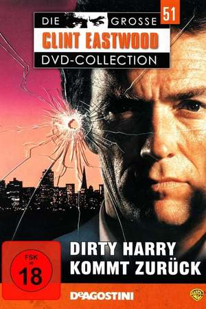 Poster: Dirty Harry kommt zurück