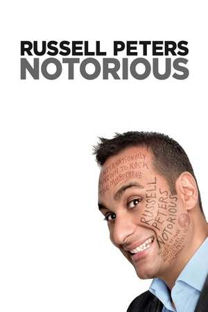Poster: Russell Peters: Notorious