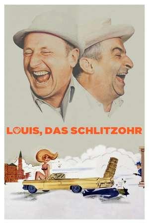 Poster: Louis, das Schlitzohr