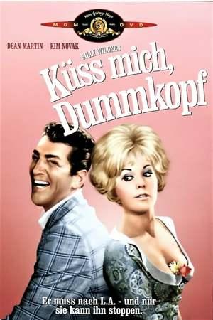 Poster: Küss mich, Dummkopf