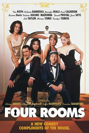 Poster: Four Rooms