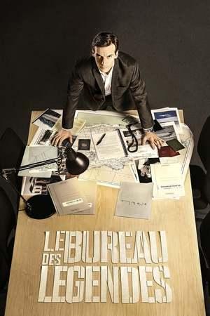 Poster: Büro der Legenden
