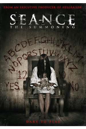 Poster: Seance - Beschwörung des Teufels