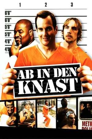 Poster: Ab in den Knast