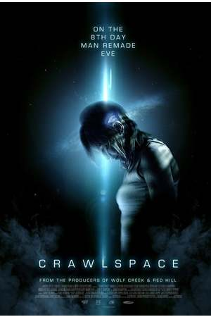 Poster: Crawlspace - Dunkle Bedrohung