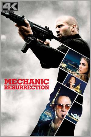 Poster: Mechanic: Resurrection