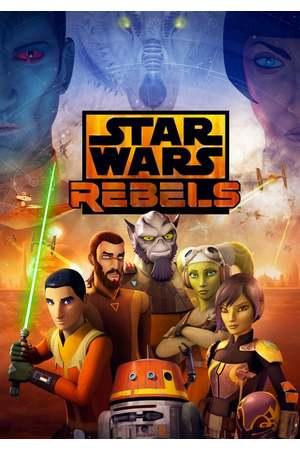 Poster: Star Wars Rebels