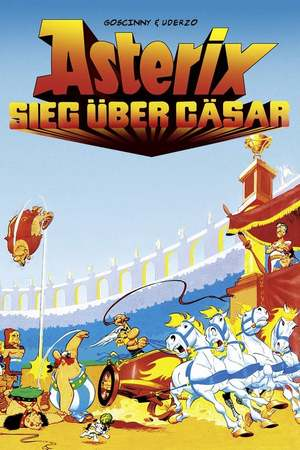 Poster: Asterix - Sieg über Cäsar
