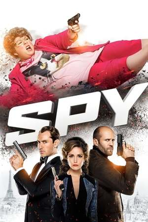 Poster: Spy - Susan Cooper Undercover