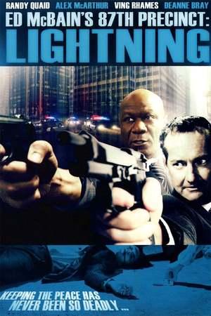 Poster: Ed McBain's 87th Precinct: Lightning