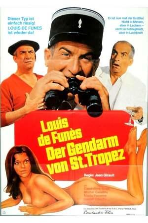 Poster: Der Gendarm von St. Tropez