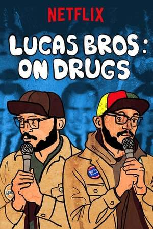 Poster: Lucas Brothers: On Drugs