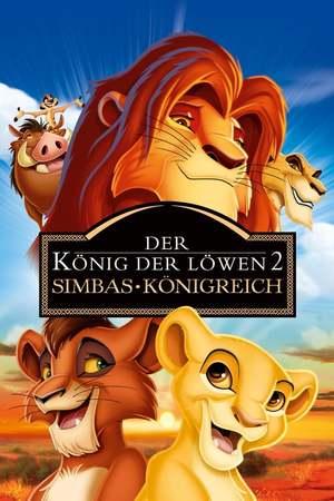 Poster: Der König der Löwen 2 - Simbas Königreich