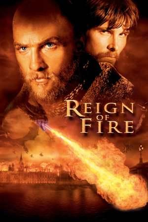 Poster: Die Herrschaft des Feuers